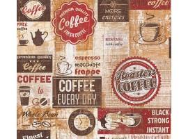 Caffè Vintage red