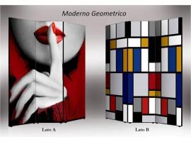 Geometrico | Separè paravento divisorio di alta qualità