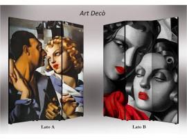 Art Déco | Separè paravento divisorio di alta qualità
