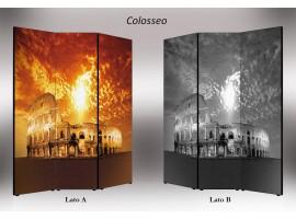 Colosseo | Separè paravento divisorio di alta qualità