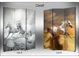 Cavalli | Separè paravento divisorio di alta qualità