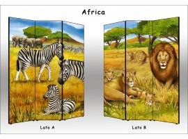 Africa | Separè paravento divisorio di alta qualità