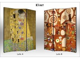 Klimt | Separè paravento divisorio