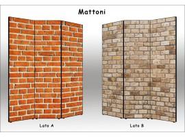 Mattoni | Separè paravento divisorio di alta qualità