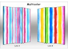 Multicolor | Separè paravento divisorio di alta qualità