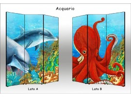 paravento acquario