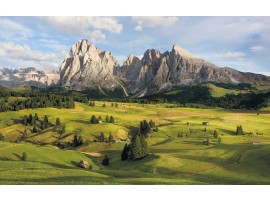 fotomurale Dolomiti Sassolungo