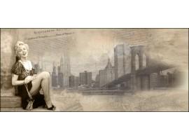 Marilyn Monroe Brown