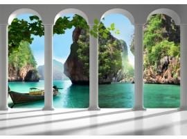 Archi sul mare TNT