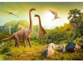 fotomurale dinosauri