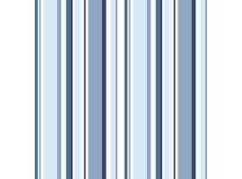 Carta da parati a righe blu e azzurro