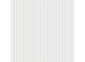 Carta da parati a righe sottili grigie e bianche