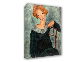 Woman with red hair - Modigliani
