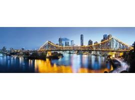 Brisbane   Fotomurale in TNT