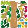 Adesivo murale bambini Albero | Foglio
