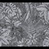 Carta da parati Tropical Elegant grigio