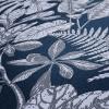Carta da parati Tropical Elegant blu