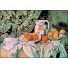 Natura morta con drappeggio - Cézanne