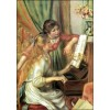 Ragazze al piano - Renoir