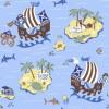 carta da parati pirati