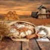 Quadro per cucina   Pane e farina