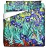 trapunta iris van gogh