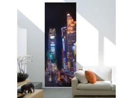 Adesivo murale Panoramico - City Life