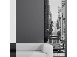 Adesivo murale San Francisco L