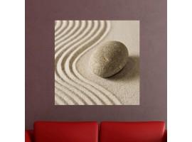 Adesivo murale Spiritual - Sabbia