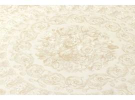 Carta da parati Versace diamanti crema