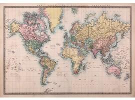 Mappa Vintage