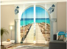Tenda a 4 pannelli Arco sul Mare