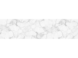 paraschizzi adesivo marmo bianco
