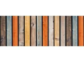 paraschizzi adesivo legno colorato