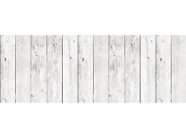 paraschizzi adesivo legno bianco