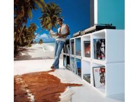 Fotomurale Maldive | Ambientazione