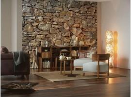 Fotomurale Muro di Pietra | Ambientazione