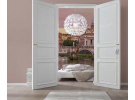 Fotomurale Roma San Pietro | Ambientazione