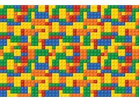 Tappeto Lego