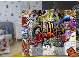 Paravento Graffiti