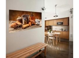 Adesivo per cucina ambientazione | Colazione Italiana