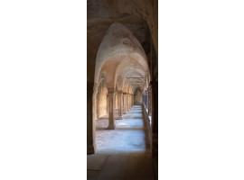 adesivo per porta archi antichi
