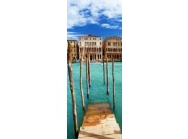 adesivo per porta dentro venezia