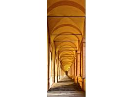 adesivo per porta portici bologna