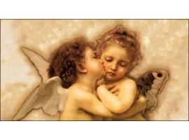 Amore e Psiche bambini di Bouguereau