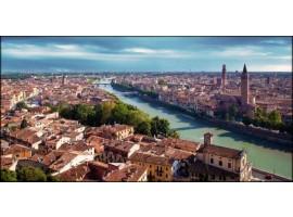 Verona di giorno | Quadro su tela