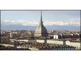 Torino | Quadro su tela