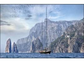 Faraglioni di Capri | Quadro su tela