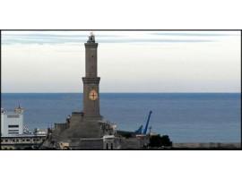 Genova Lanterna | Quadro su tela