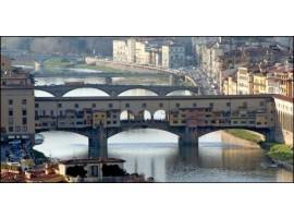Firenze Ponte Vecchio | Quadro su tela